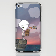 iPod skin - Gone Fishing