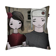 Pillow cover - Couple